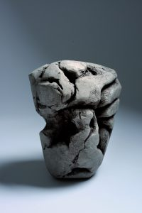 DE QUEL CÔTÉ LA NUIT TOMBE - maquette ; © Denis Falgoux - Musée Roger Quillot, Clermont-ferrand