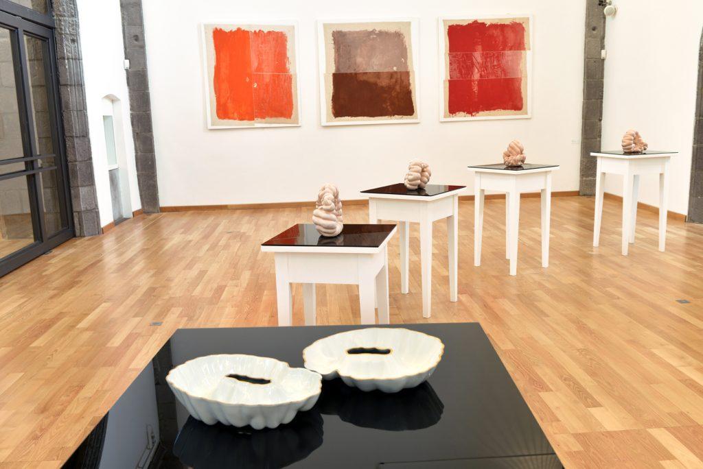 Panser/Penser l'infini de Denis Falgoux, exposition Musée d Art Roger Quilliot, Clermont-Ferrand, Auvergne, France