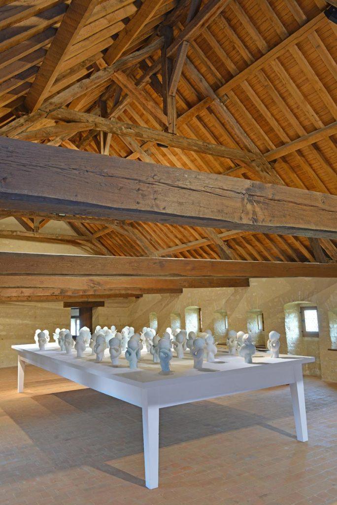 PARTAGER SON IMAGE DISPARUE - Porcelaine de Limoges. Denis falgoux 2012